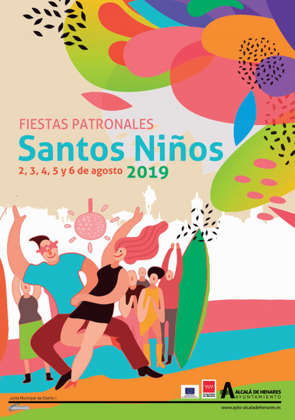 Fiestas en Alcalá de Henares los Santos Niños