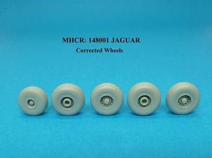Maquette MustHave! roues Jaguar