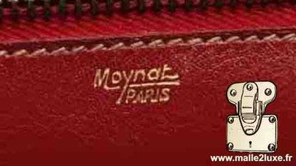 Moynat Paris  Derniere typographie