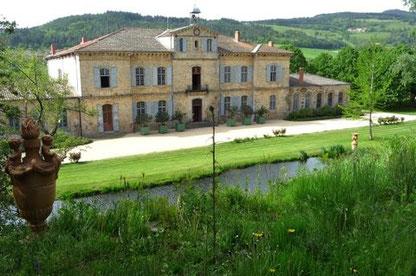 Château de la Rivoire vanosc