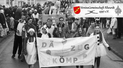 Quelle: RP Foto: Arnulf Stoffel (ast) Karnevalszug Rheurdt 2018