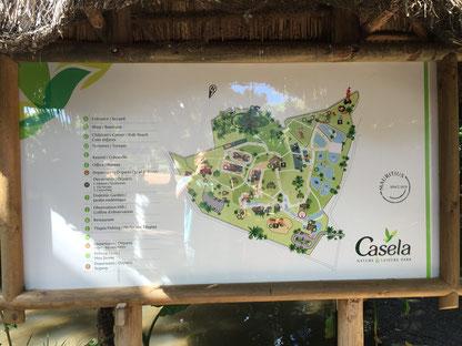 CASELA PARC AVENTURE une visite touristique à faire à l'île Maurice