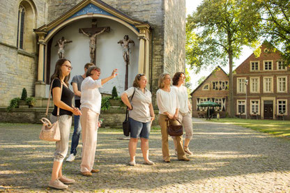 Freibad Billerbeck im Münsterland, Sport und Schwimmen im Urlaub