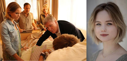 Szenenbild © ZDF und Kerstin Stelter, Sofie Eifertinger © Martin Douglas