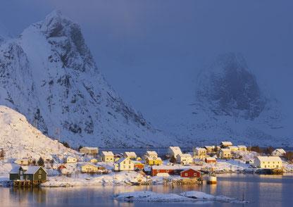 Illes Lofoten, Noruega