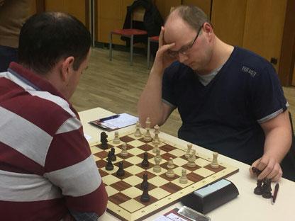 Laszlo Gonda gelang ein brillanter Sieg gegen Großmeister Ftacnik