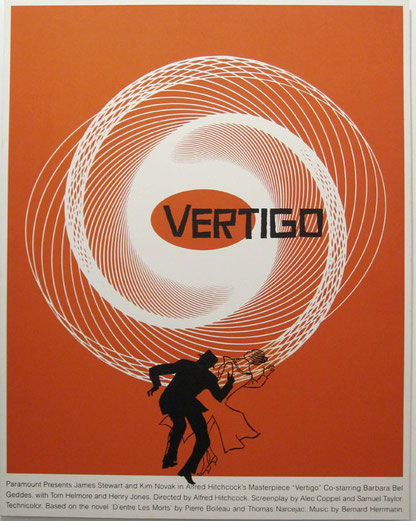 """Vertigo"" di Alfred Hitchcock"
