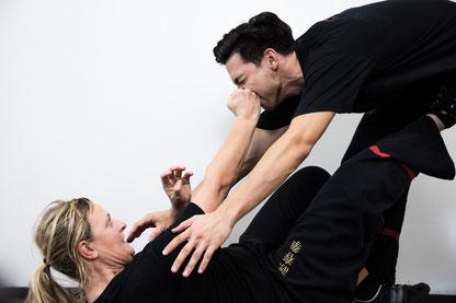 Kampfkunstschule Rosenheim - Selbstverteidigung 01