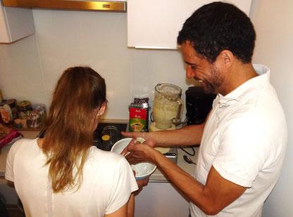 Kochen mit Alejandro
