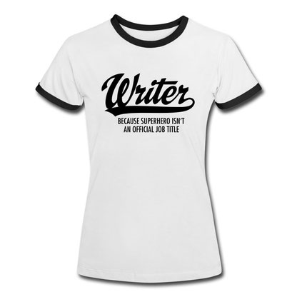 image t-shirt spreadshirt writer - blog marie fananas