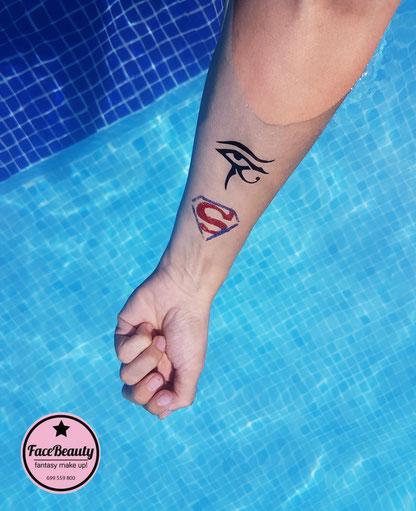 Tatuajes para todas las edades