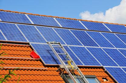 Photovoltaik fuer Ihr Dach - schnell und unkompliziert