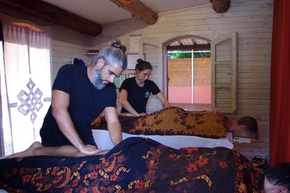 Massages en Duo à Maison Kailash