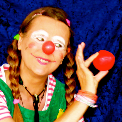 Clownin Lotte Workshop für Frauen