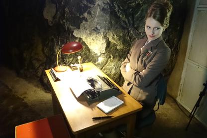 Raphaela Leuthold das Organisationstalent