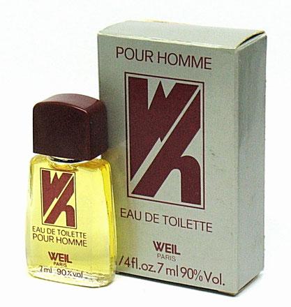 W - POUR HOMME EAU DE TOILETTE 7 ML