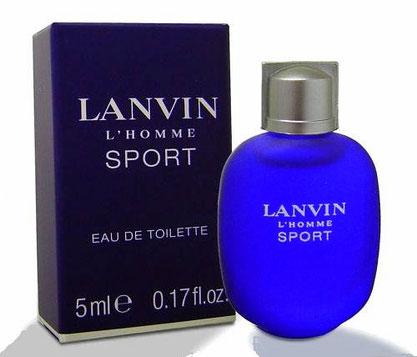 LANVIN L'HOMME SPORT - EAU DE TOILETTE 5 ML