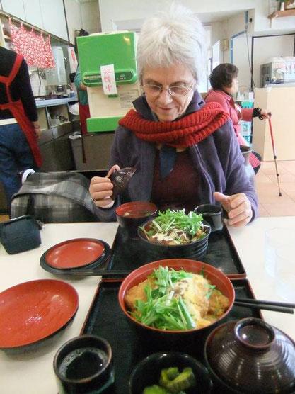 tempura d'huîtres