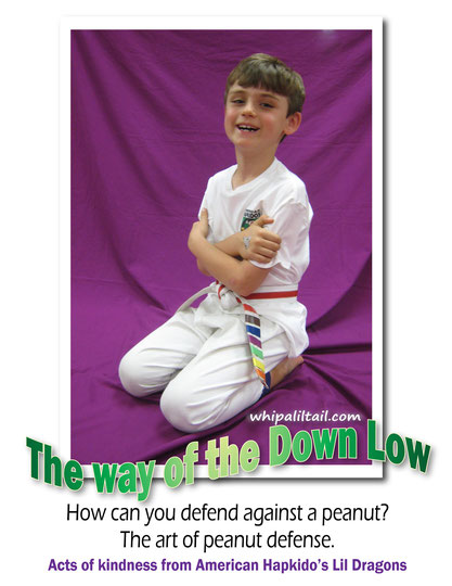 martial arts 3 to 6 year olds