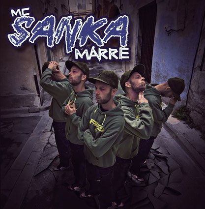 MC Sanka - Marre (EP) 2015 [recording;mixing]