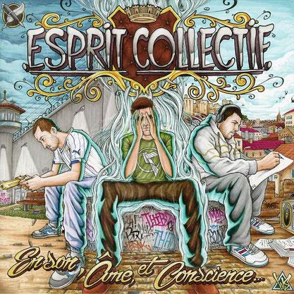 Esprit Collectif - En son, âme et conscience  (2015) [recording; mixing; mastering]