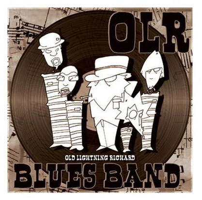 OLR Blues Band - Old Lightnin' Richard BluesBand (EP) 2012 [mastering]