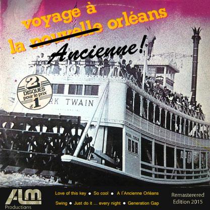 ALM - Voyage à l'ancienne Orléans (2015) [Remastering]
