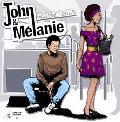 Viou - John et Mélanie (SP) 2011 [mixing; mastering]