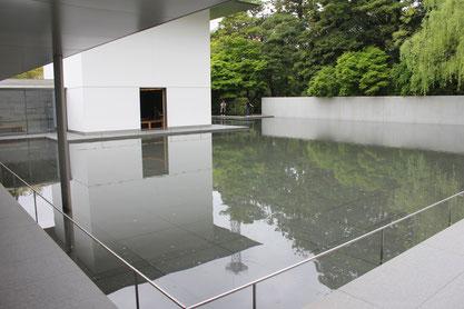「間(ま)」を生かした空間づくりをしている金沢の鈴木大拙館