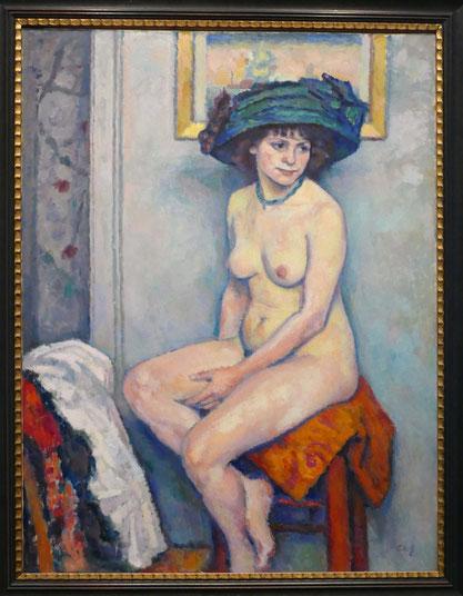 Charles Guérin (1875-1939) : nu