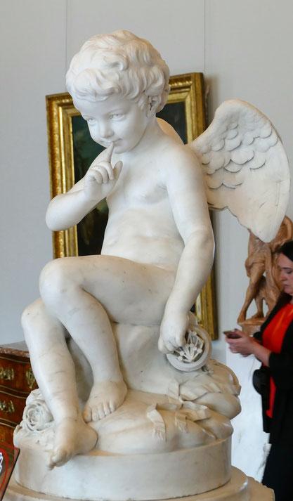 Etienne Maurice Falconet (1716-1791) : Cupidon