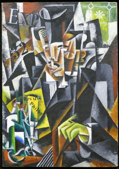 Lyubov Popova (1889-1924) : portrait d'un philosophe