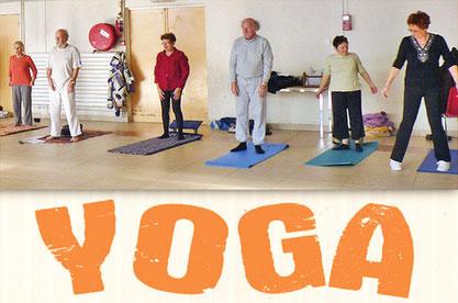 Yoga avec Jack Benoît