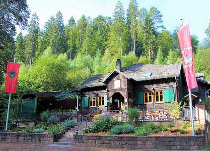 Naturfreundehaus im Kohlbachtal