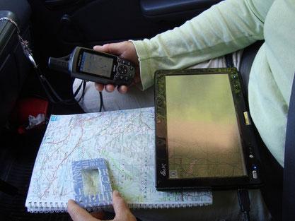 Navigation vorher...