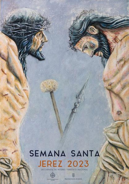 Cartel de la Semana Santa de Jerez 2016