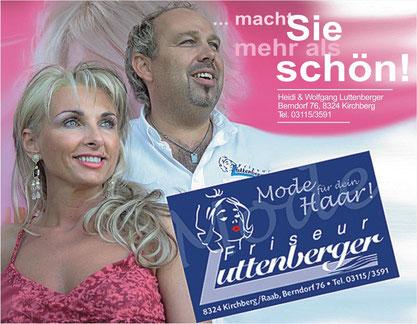 Klick hier zu Heidi & Wolfgang LUTTENBERGER