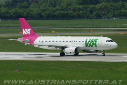 VIA Air  1990 - 2016