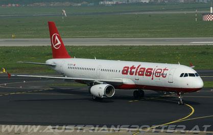 AtlasJet  2001 - 2020