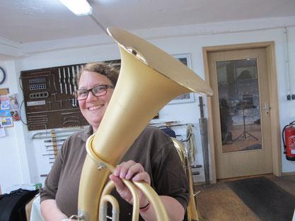 Instrumentenbau Tenorhorn