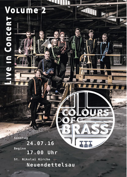 Colours of Brass - Live in Concert - Neuendettelsau