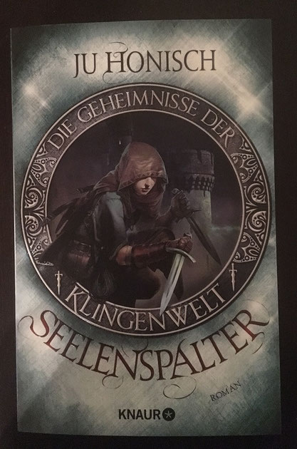 Seelenspalter von Ju Honisch, Knaur*, 12,99 € mit signiertem Aufkleber