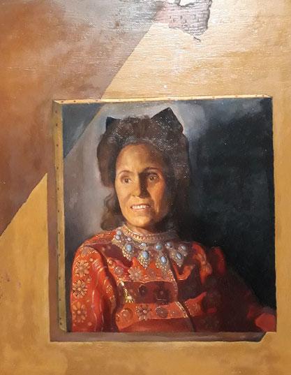 Бессмертие (Портрет Галы) - 1976