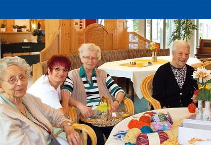 Vollstationäre Pflege im Haus am Steinbach in Nußdorf am Inn