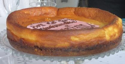 Recette du vrai Cheesecake Américain