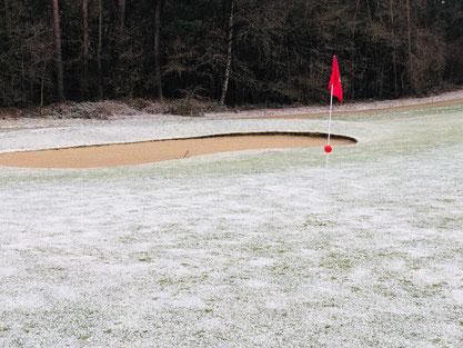 GolfPark am Balmer See.  © Foto Peter Schmidt 112019