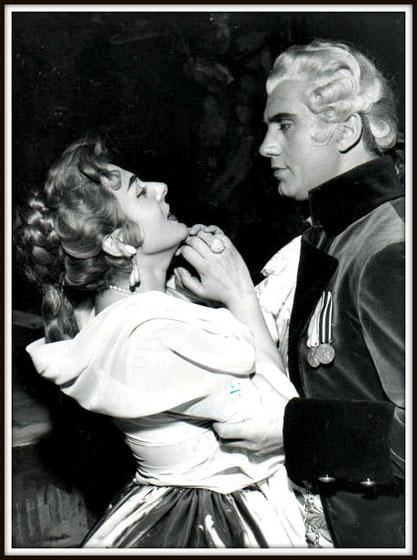 Renato - UN BALLO IN MASCHERA - con Antonietta Stella (Amelia)
