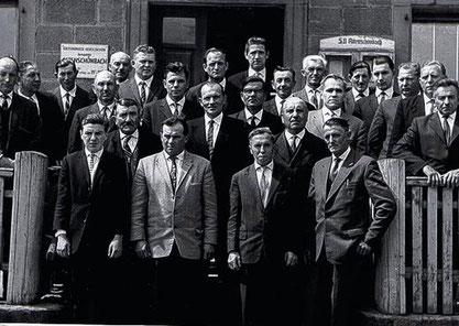 75-jähriges Jubiläum - 1963