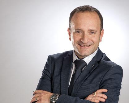 Vincenzo Cataldo, PersonalCoach, selbts. Geschäftspartner PM