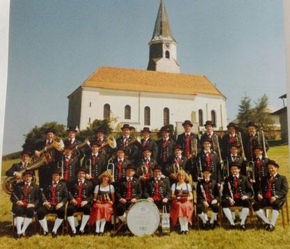 8.Gruppenbild 1980 TMK Pöndorf